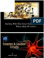 Putamen & Caudate Circuits_(Human Physiology)_Presentation_by Biomedical Association of Students for Excellence(BASE)