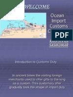 Ocean Import