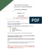 ASSIGN-ES100 S2_2013