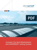 Brochure - Economic Flat Roof Refurbishment