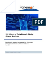 Cost of a Data Breach Global Report