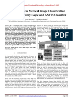 An Approach to Medical Image Classification