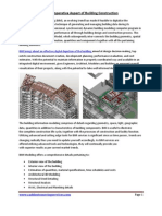 BIM-Imperative Aspect of Building Construction