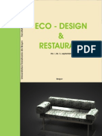 Eco-Design Si Restaurare Nr 3