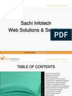 Sachi Infotech - Web Development Solutions and Services Hyderabad India