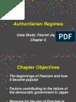 Authoritarian Regimes Japan