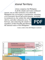 Issue Philippine Territory