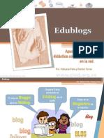 Ponencia edublog cled