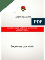 @tatisproject Presentación CD2013