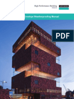 Building Envelope Weatherproofing Manual