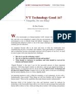 Prensky What Isn't Technology Good at EDTECH Sept Oct 1012