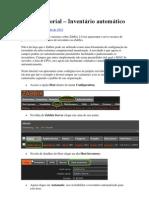 Zabbix Tutorial – Inventário automático