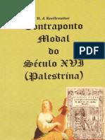 Contraponto Modal do Séc XVI - Palestrina