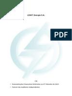 ITR 2st Quarter 2013 Light Energia *