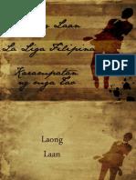 Laong Laan, La Liga Filipina, Karampatan ng mga Tao