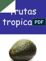 1 Frutas Tropicales