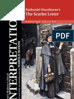 BMCI the Scarlet Letter