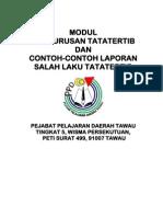 ModulPengurusanTatatertib_ppdtawau