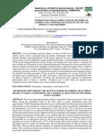 Informações disponibilizadas pelos fabricantes de tratores no Brasil para se proceder a uma comparação e seleção técnica do modelo a ser adquirido