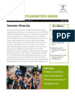 mf newsletter august2013