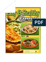 27 Easy and Healthy Casserole Recipes
