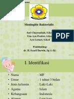 meningitis bakterialis