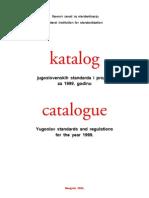 JUS Katalog