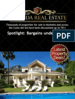 Bargain Property Costa Del Sol | R857139 | Vivienda Real Estate