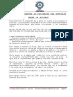 Taller de Refuerzo - TDF Con Intervalos