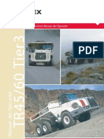 Manual de Operación TEREX TR45-TR60 OHS882