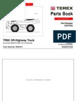 TR60 Parts Book