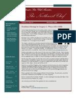 November Print Newsletter 2005