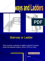 Construction Safety - Part 4 (Stairways)