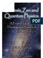 Genesis, Zen and Quantum Physics
