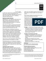 Dept of Revenue Fact Sheet - Labor and Repair