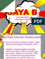 GAYA B
