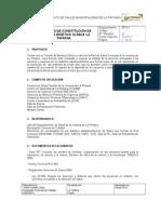 Protocolo Constitucion Comité Bioética Clínica