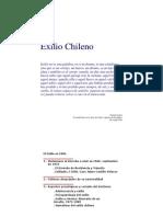 Exilio Chileno 2004 Varios Autores