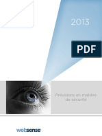 Websense 2013 Security Predictions 2013 FR A4