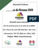 talleresdeverano2009