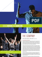 Doug Varone and Dancers 2013 Press Kit