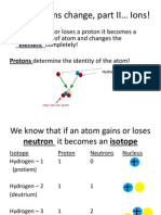 when atoms change part ii ions