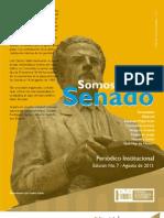 Periódico Somos Senado - Edición 7