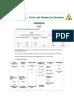 Ficha Quimica Formaldehido