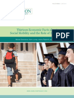 Economic Factors + Social Mobility + Education