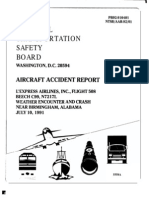 NTSB Accident Report - Flight 508