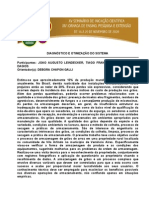 Processamento de grãos em propriedades rurais diagnóstico e otimização do sistema