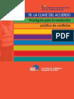 Guia 18. Resolución Pacífica de Conflictos