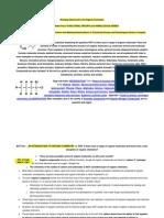 Summary of Homologous Series