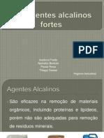 Detergentes Alcalinos Fortes